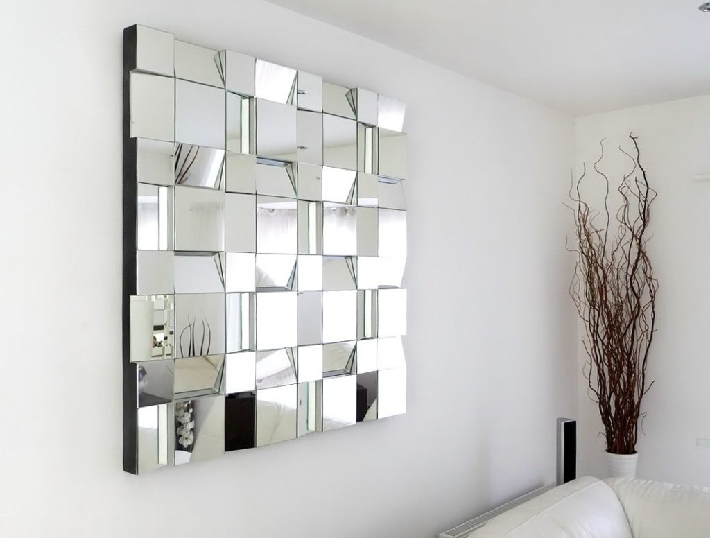 Bathroom Decorative Wall Mirrors The Mirror And Drop Gorgeous