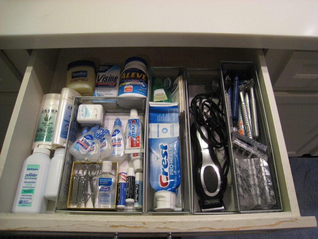 Bathroom Drawer Organizer Design Best Home Decor Ideas Simple