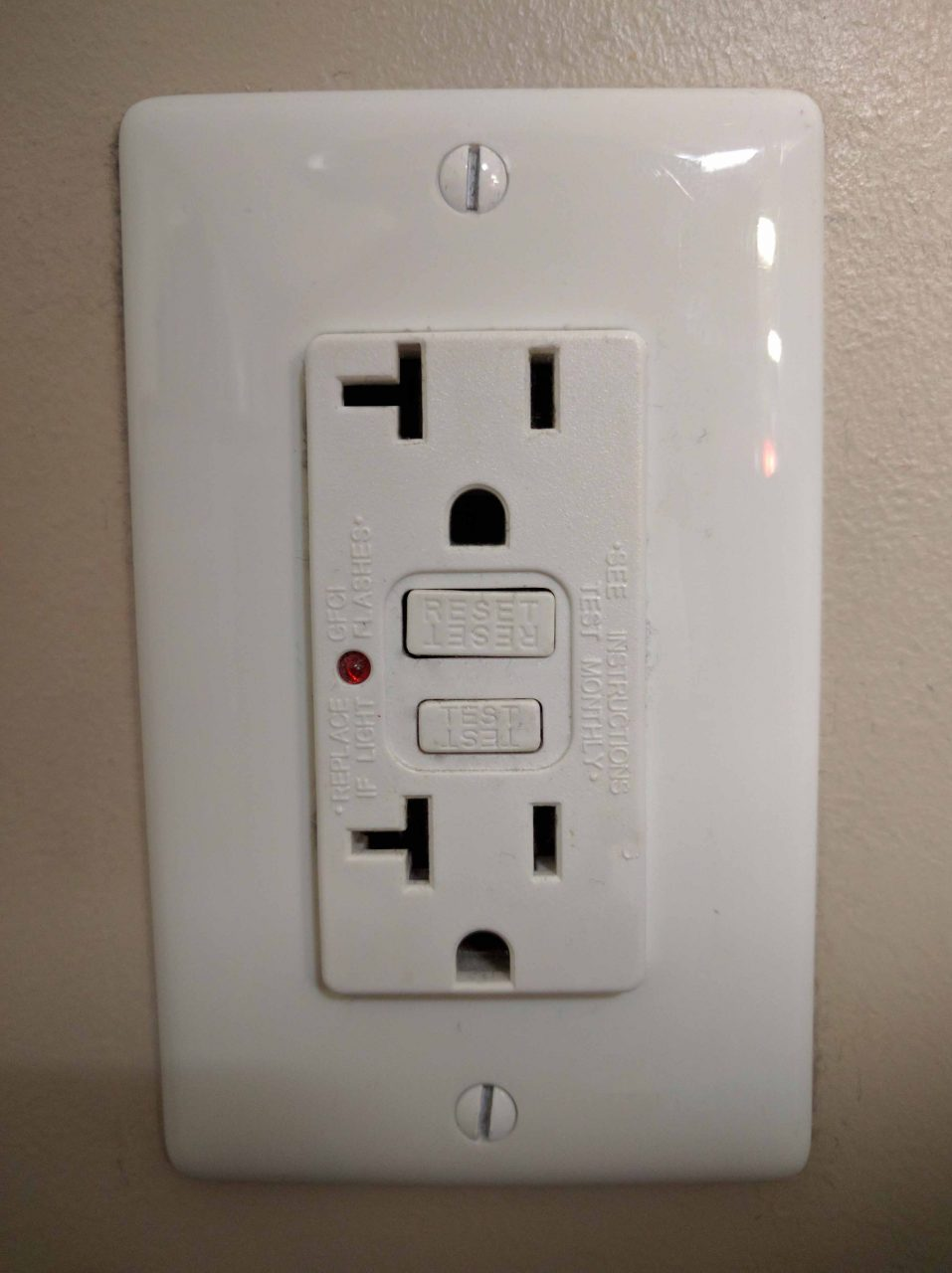 Bathroom Outlets Not Working 28 Images Gfci Outlet In New Gfci For