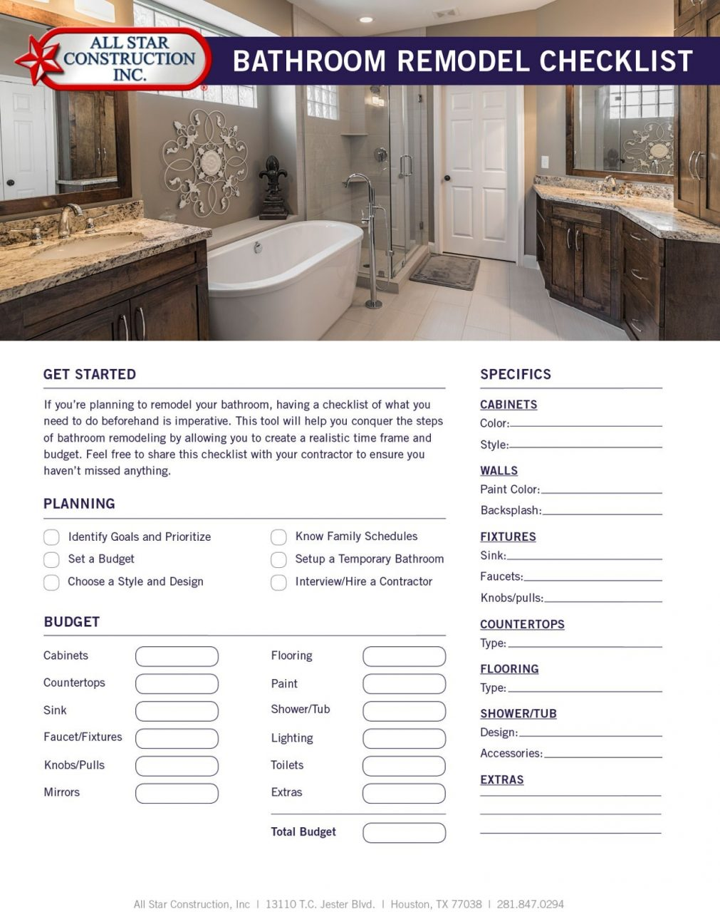 Bathroom Remodel Checklist Bathroom Bathroom Remodel Home Depot