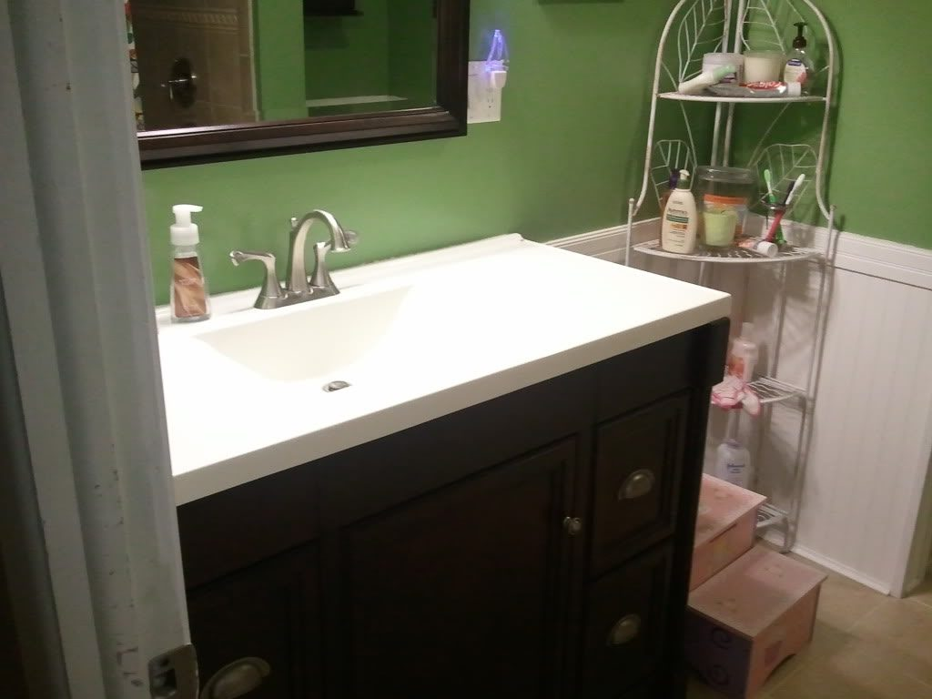 Bathroom Sink Backsplash Ideas The New Way Home Decor Bathroom