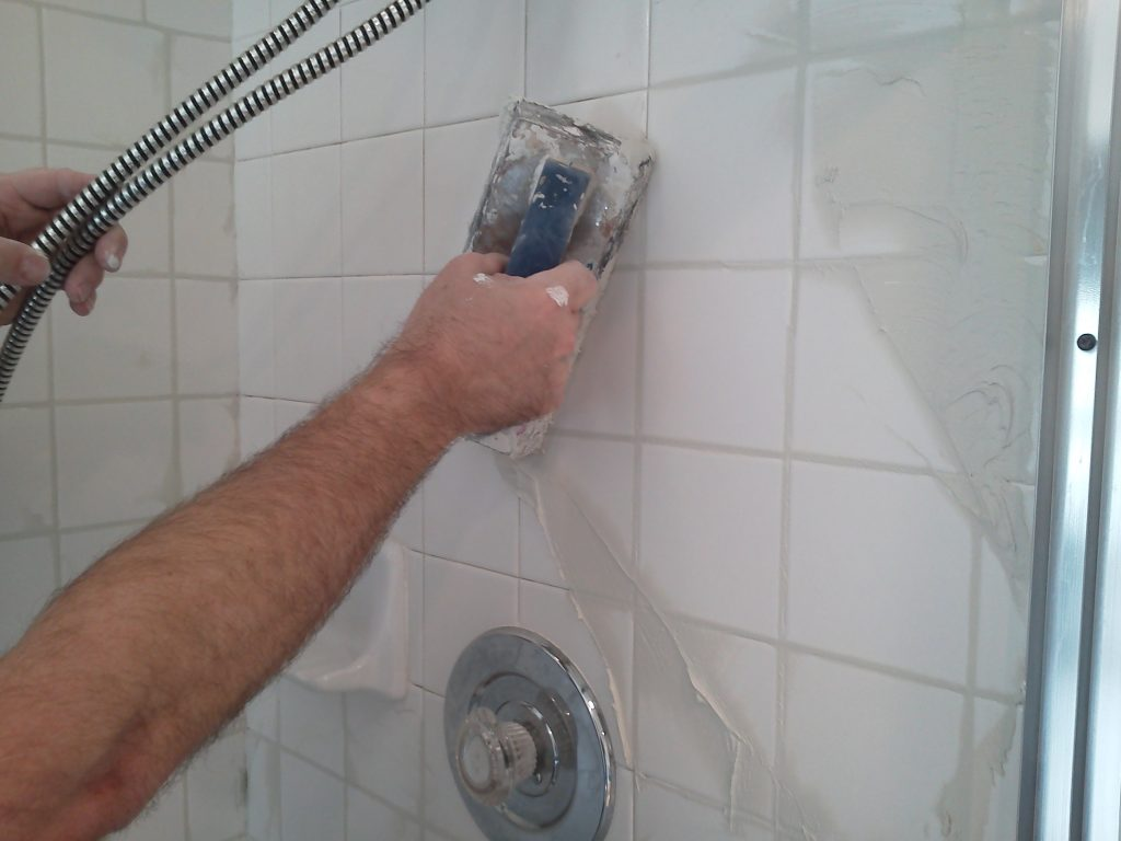 Bathroom Tile Grout Cleaner How To Clean Tile Grout