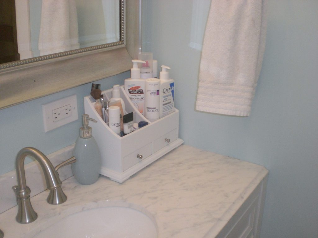Bathroom Vanities Organizers With Elegant Pictures Eyagci