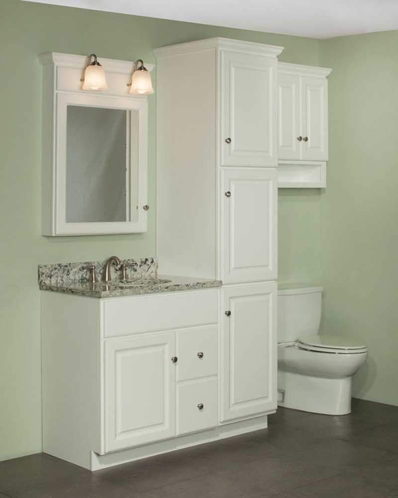 Bathroom Vanities With Matching Linen Cabinets Best Choice Bathroom