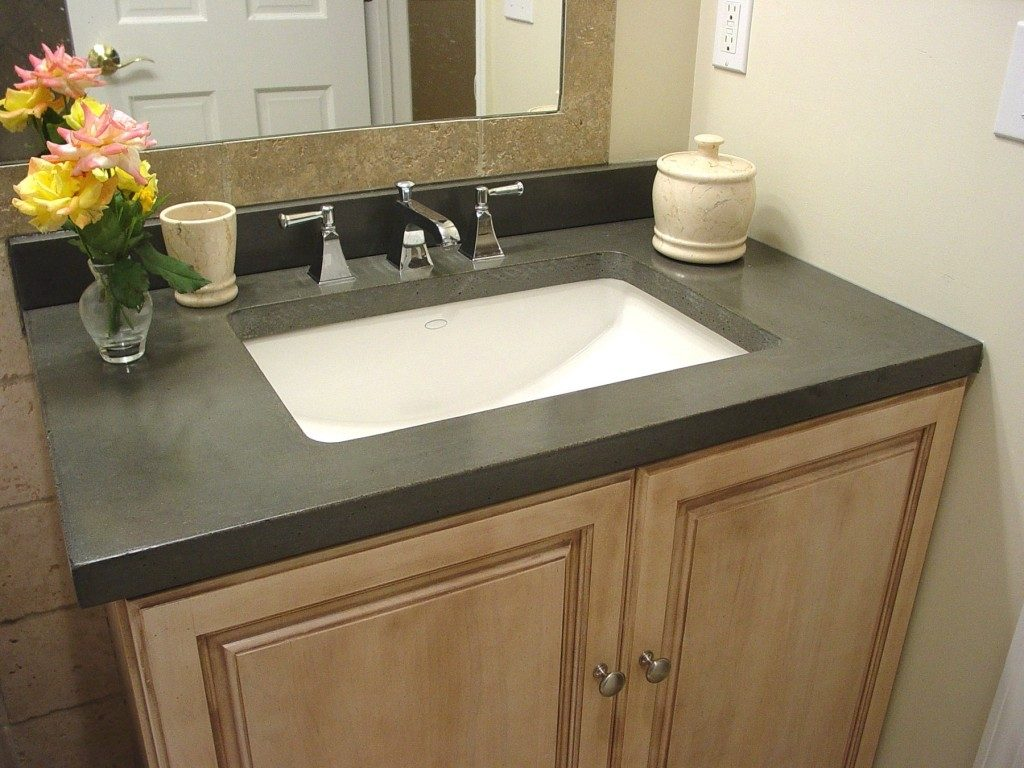 Bathroom Vanities With Tops Ceramic Fortmyerfire Vanity Ideas