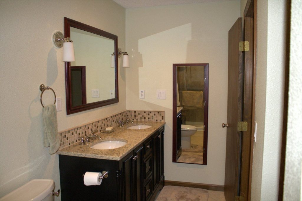 Bathroom Vanity Backsplash Ideas Spirit Decoration