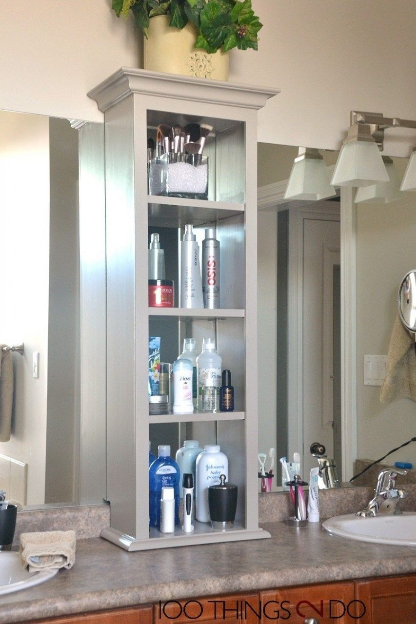 Bathroom Vanity Storage Bathroom Storage Tower Master Bath