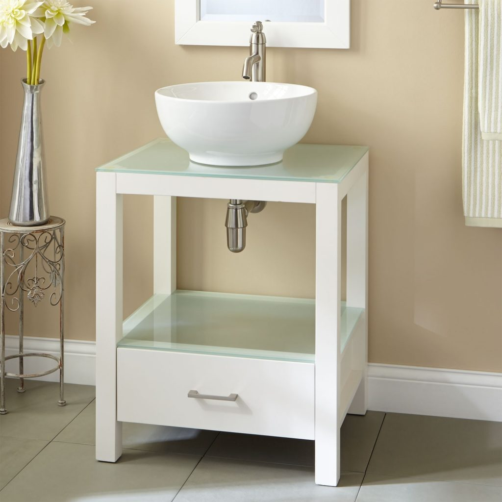 Bathroom Vanity With Bowl Sink The New Way Home Decor Beautiful