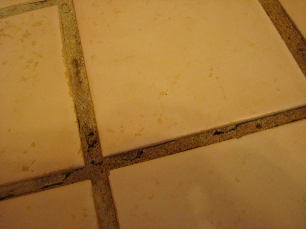 Bathroom What Is The Best Way To Repair And Prevent Cracking Grout