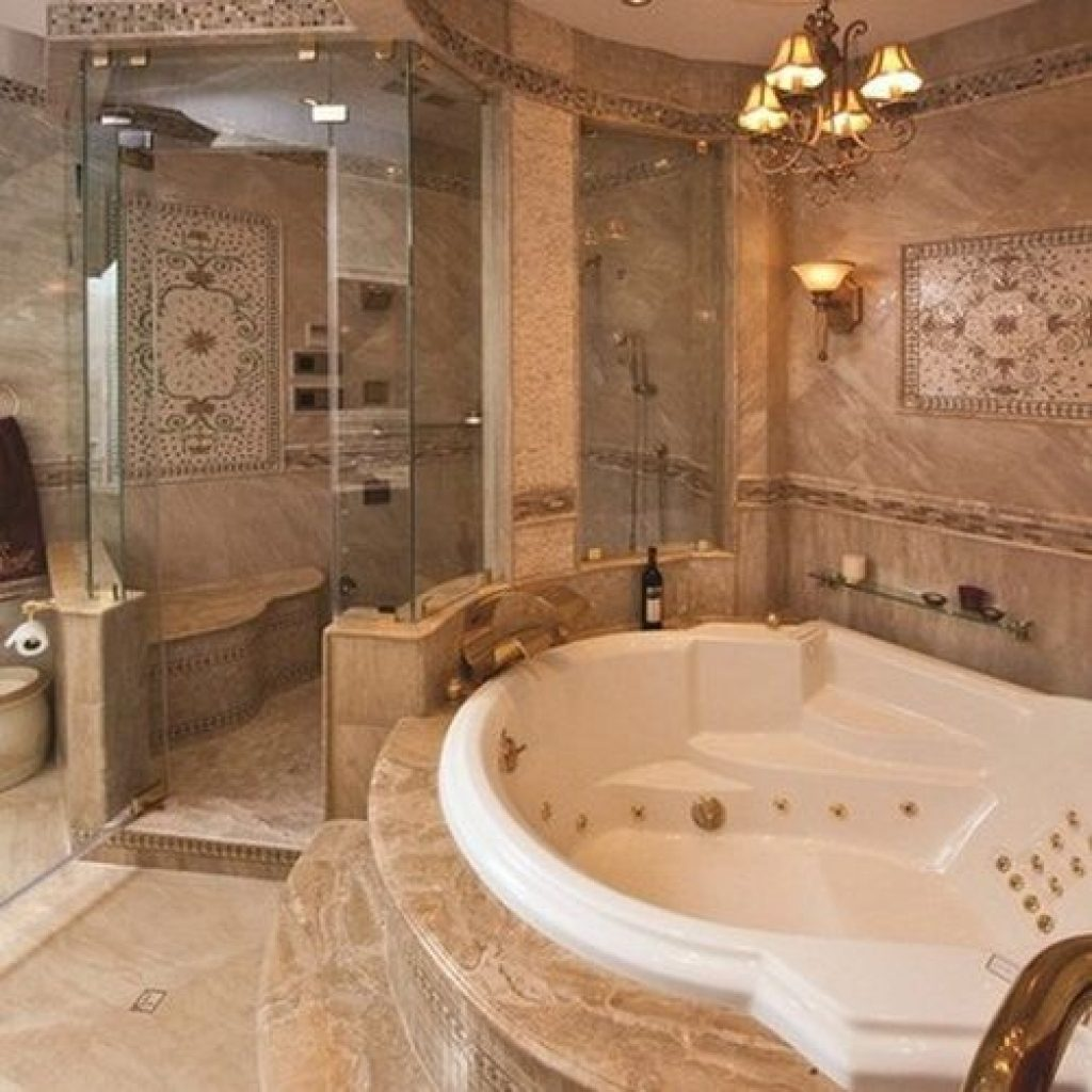 Bathrooms With Jacuzzi Designs Bathroom Hot Tub Ideas Best 25