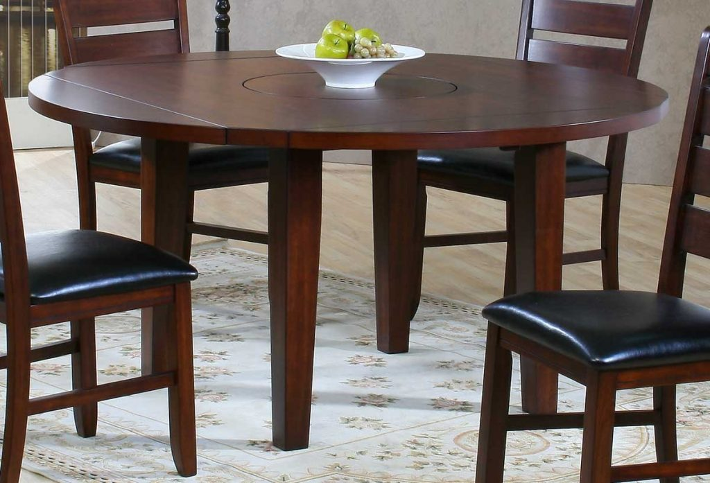 Beautiful Drop Leaf Table Round 4 Attractive Contemporary 0
