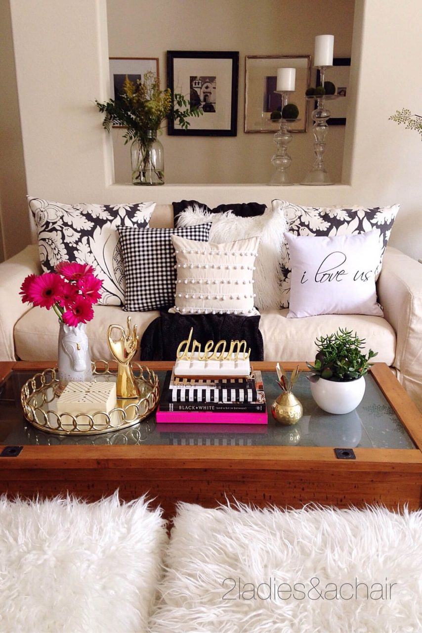 Beautiful Living Room Table Decoration 14 Marvelous 12 900x1053