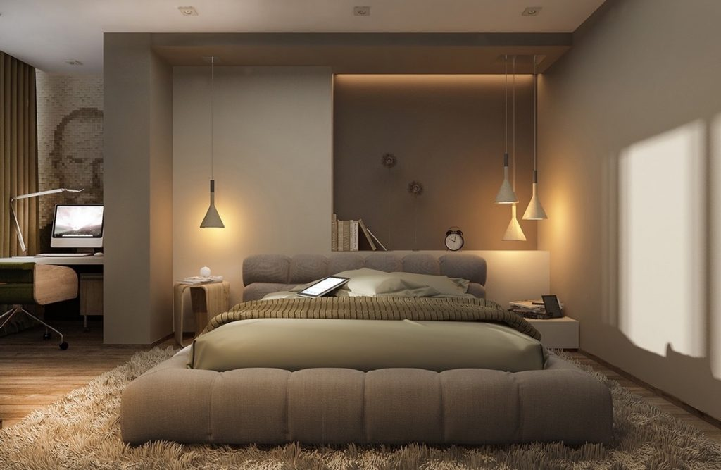 Bedroom Ideas Wonderful Hanging Lights In Bedroom Rectangular