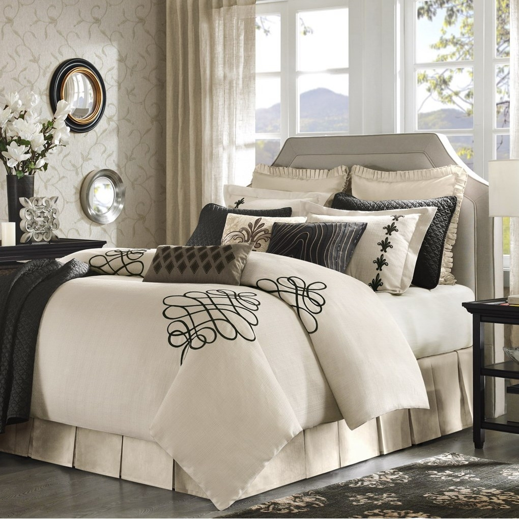 Bedroom Modern Bedding Set King Bedroom Comforter Sets Design