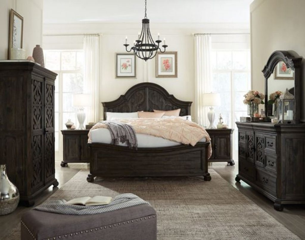 Bellamy Bedroom Set Walker Furniture Las Vegas
