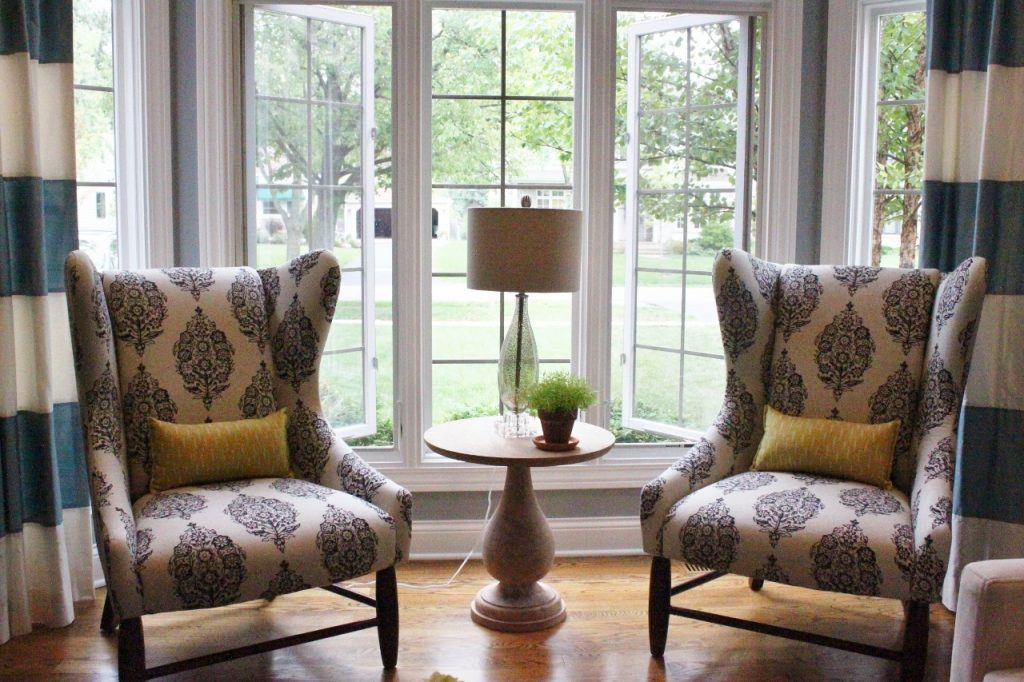 Blue Accent Chair Living Room Furniture Chairs For And Beige Navy