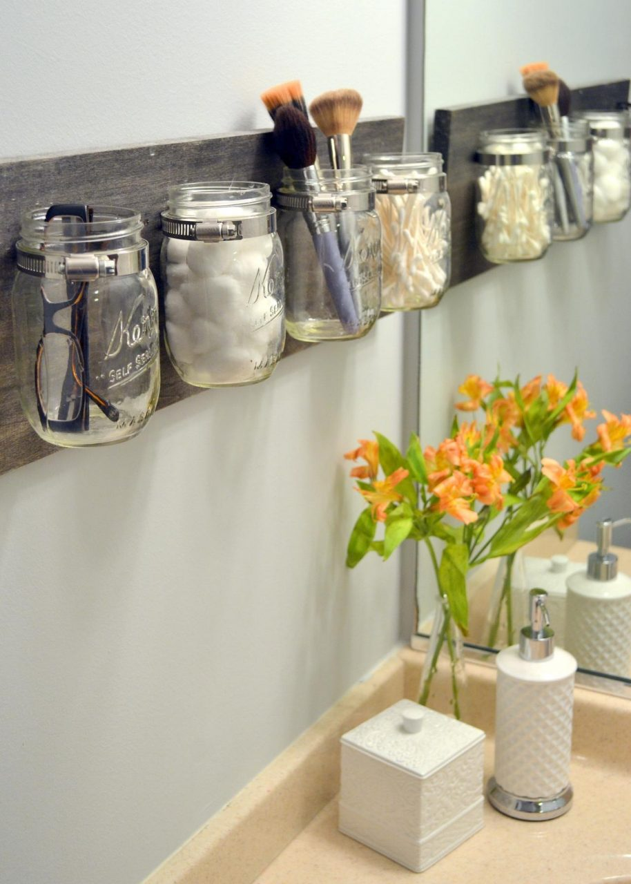 Brilliant Diy Bathroom Storage Ideas Small Space Bathroom Storage