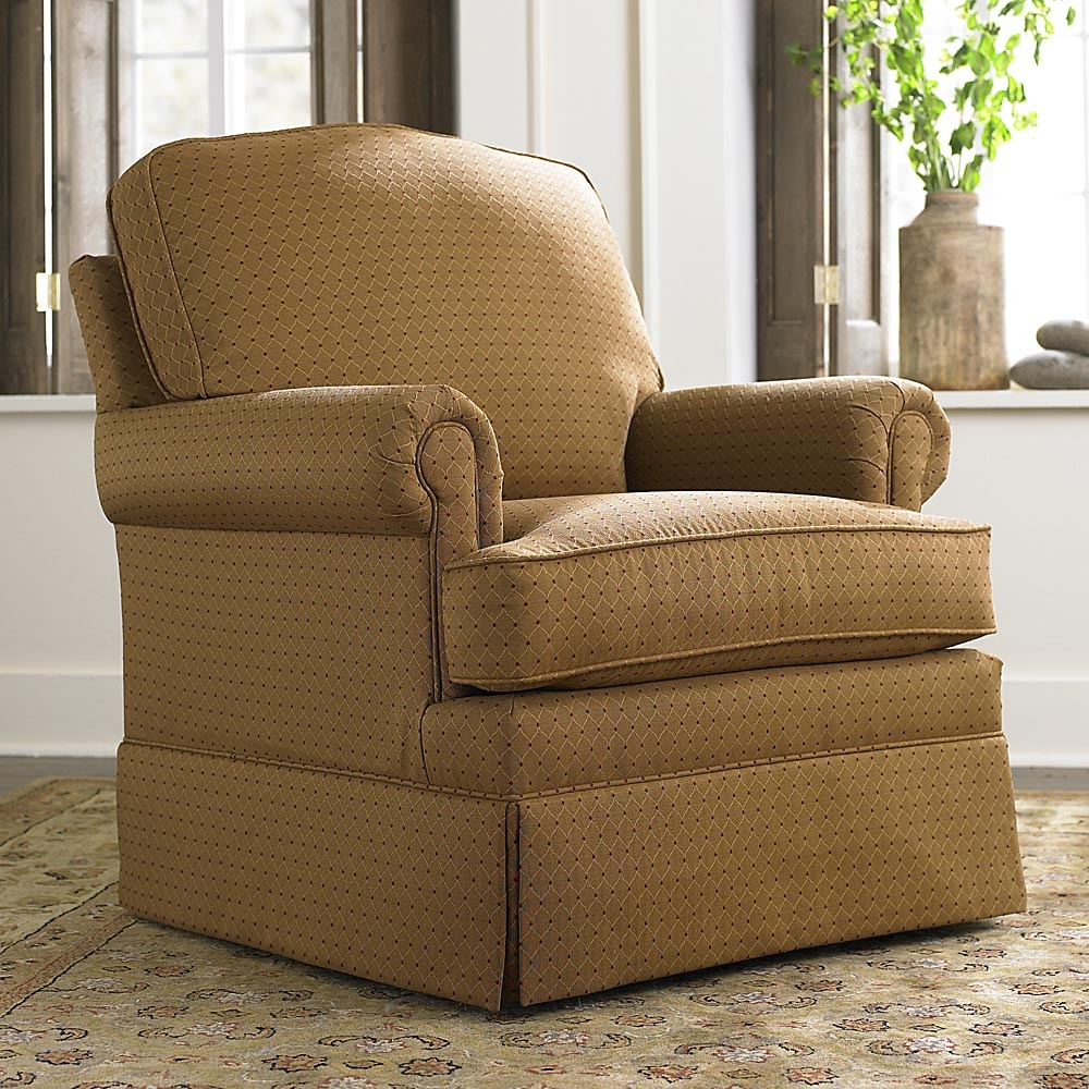 Brown Swivel Glider Chair Wilson Home Ideas The Inform Swivel