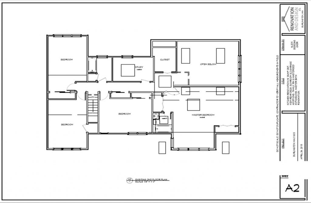 Burlington Ma Home Addition Permit Plans Renovation And Design