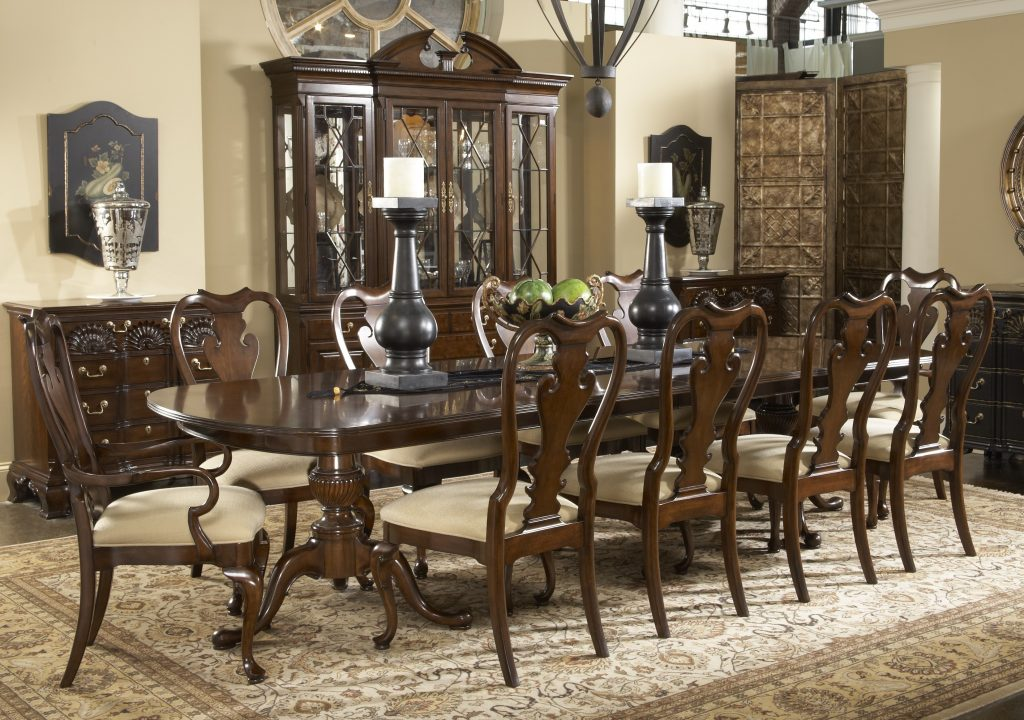Buy American Cherry Fredericksburg Dining Table Table Fine