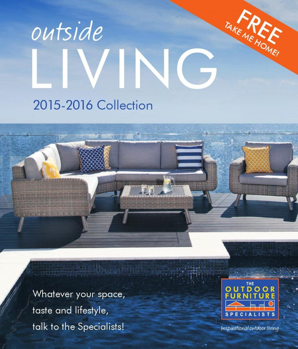Catalogue 2015 2016 The Outdoor Furniture Specialists Tofs The
