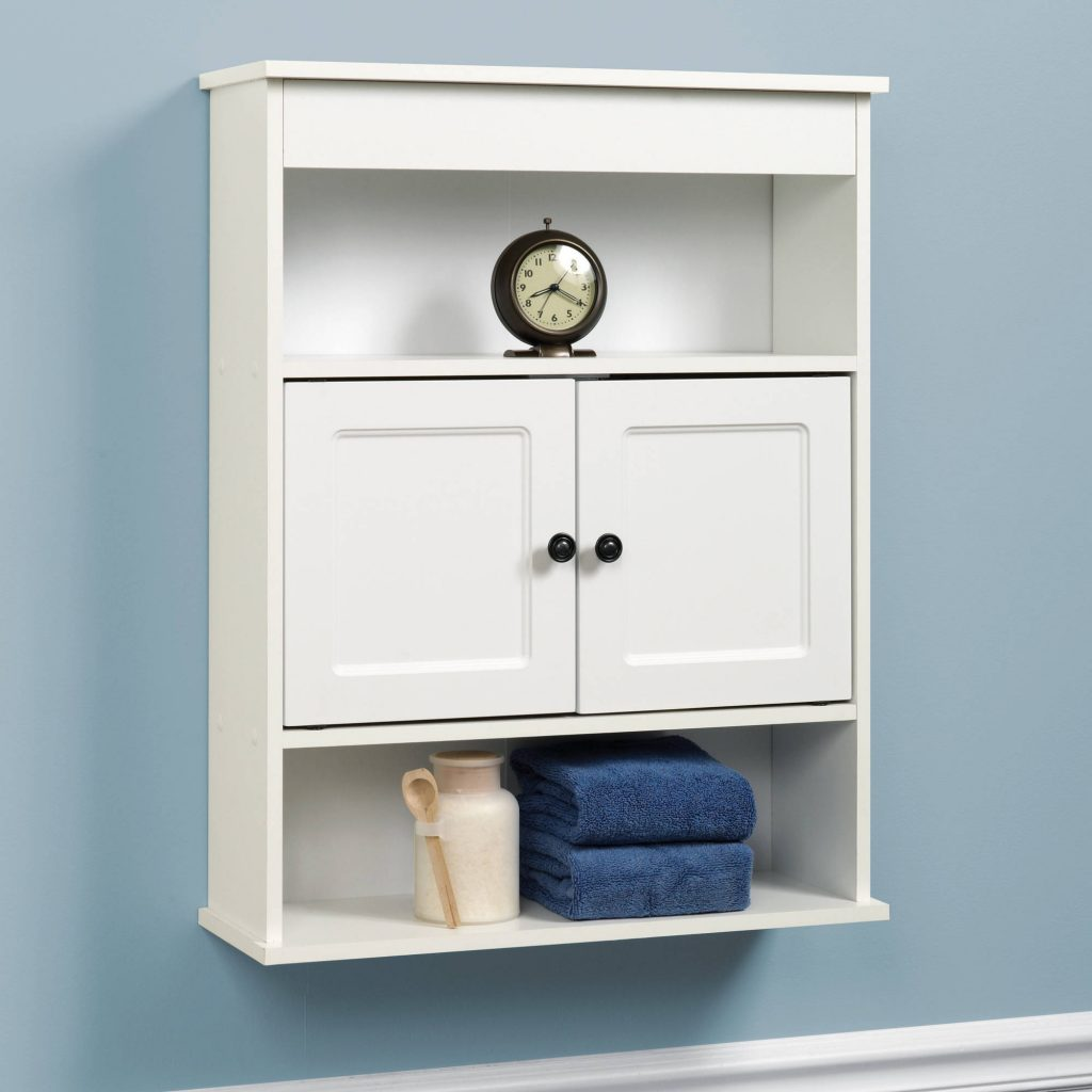 Chapter Bathroom Wall Cabinet White Walmart