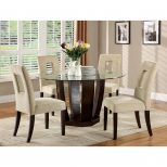 Cheap Dining Room Sets Under 100 Oval Brown Polished Teak Dining