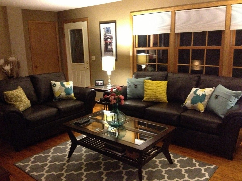 Chocolate Sofa Living Room Ideas Chocolate Sofa Living Room Ideas