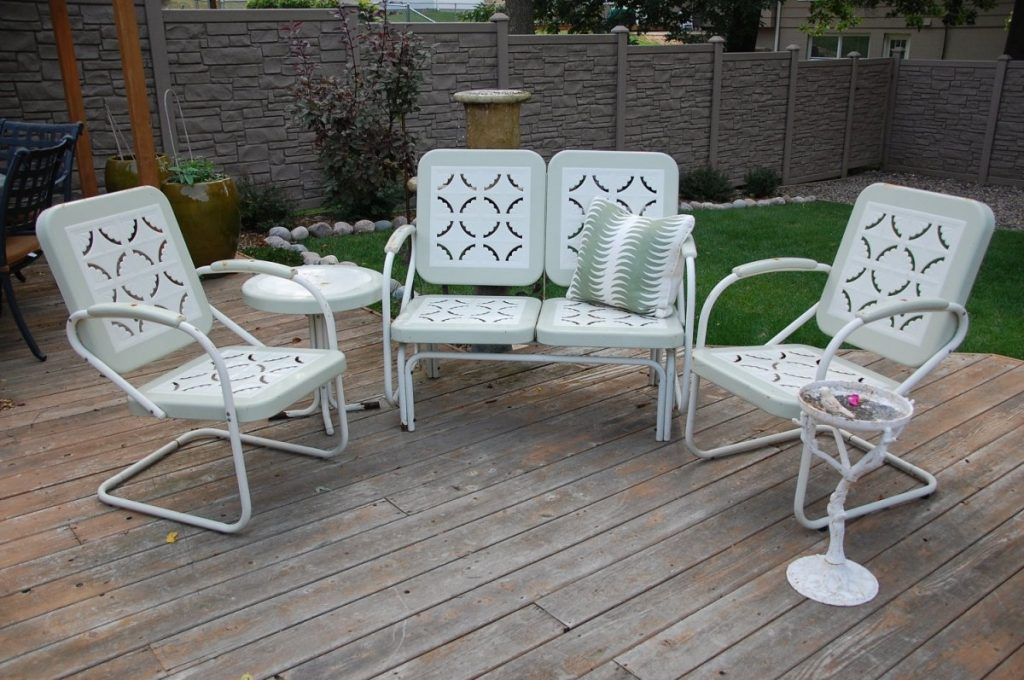 Classic Patio Outdoor With Jcpenney Home Furniture Set And Finish