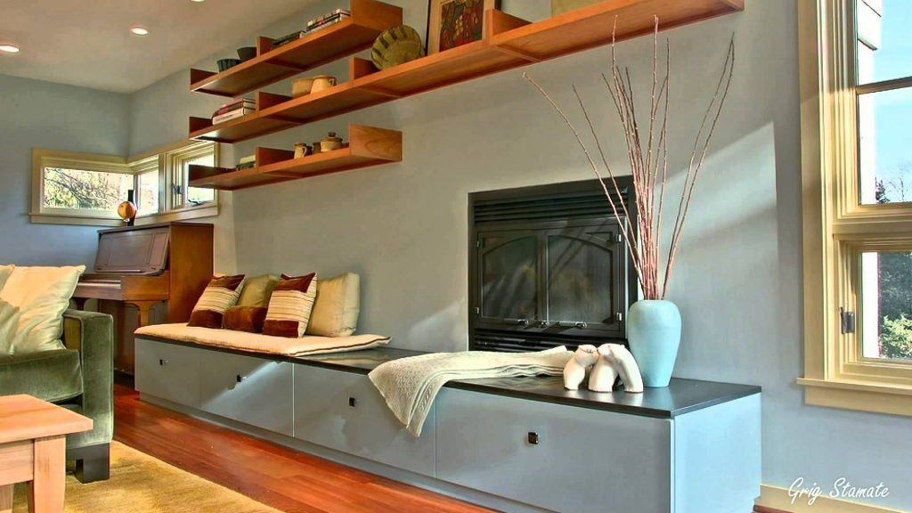 Clever Hidden Storage Ideas For Living Rooms Youtube