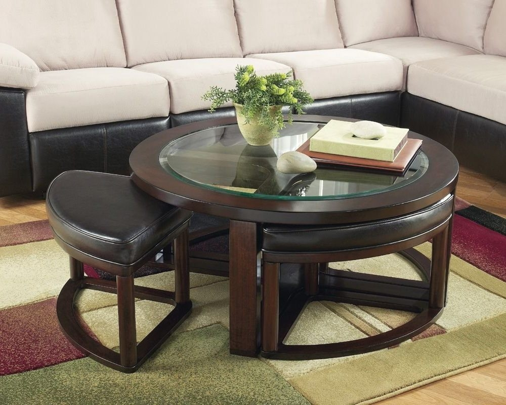 Coffee Table Coffee Table Living Room Black Wood Glass Top Square