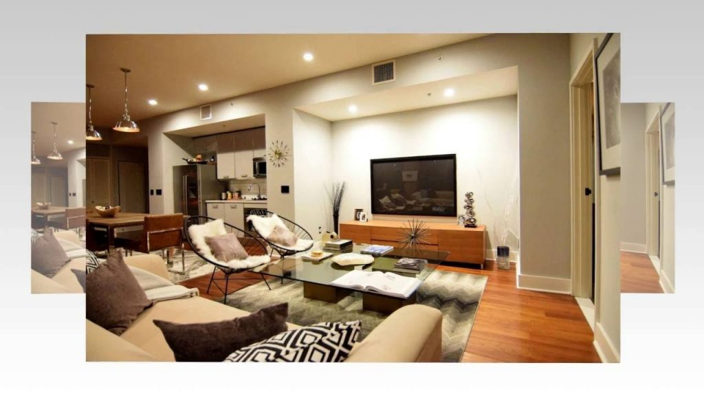 Combined Living Room And Dining Room Home Design Ideas Youtube