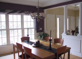 Dining Room Kitchen Colors