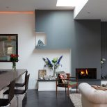 Contemporary Colors For Living Room Dining Room Combination Modern