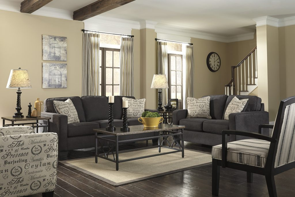 Contemporary Living Room Gray Sofa Set Wonderful Pelikansurf