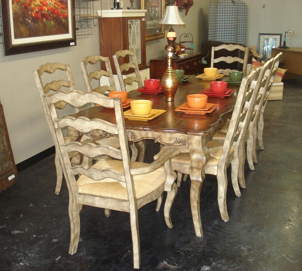 Country Dining Room Set Country Style Kitchen Tables And Chairs