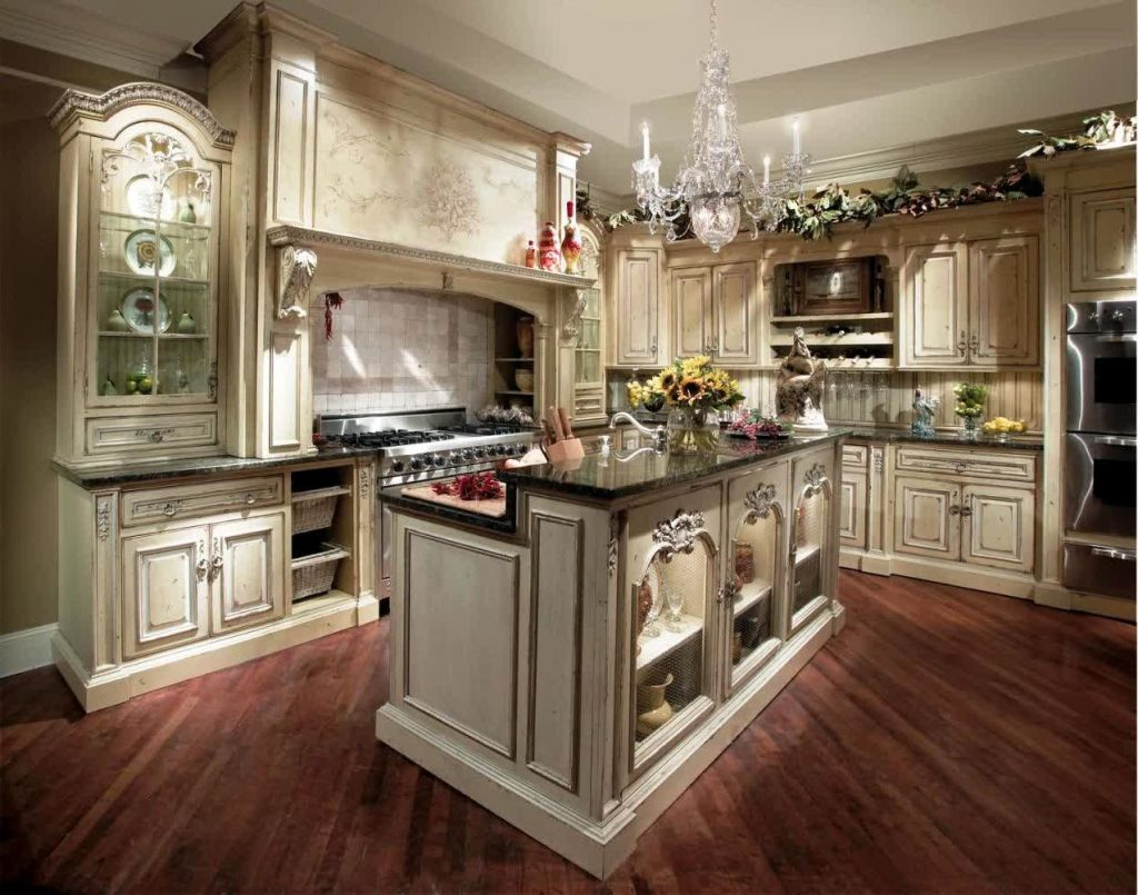 Country Kitchen Island Ideas New House Designs