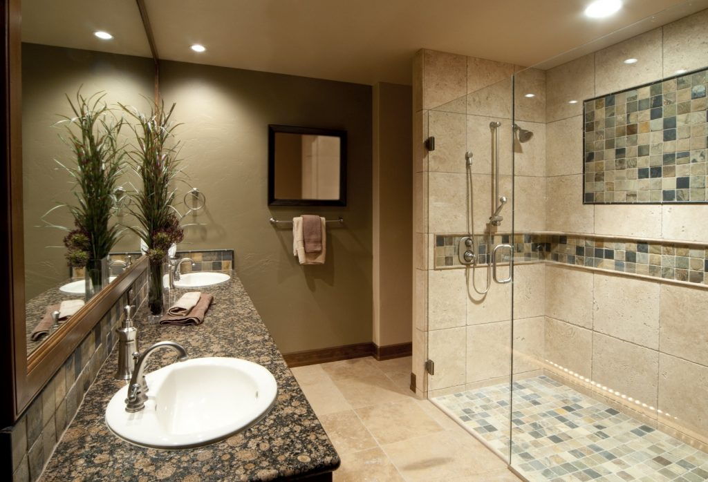 Crafty Ideas Medium Bathroom Designs 10 Medium Sized Master Bath