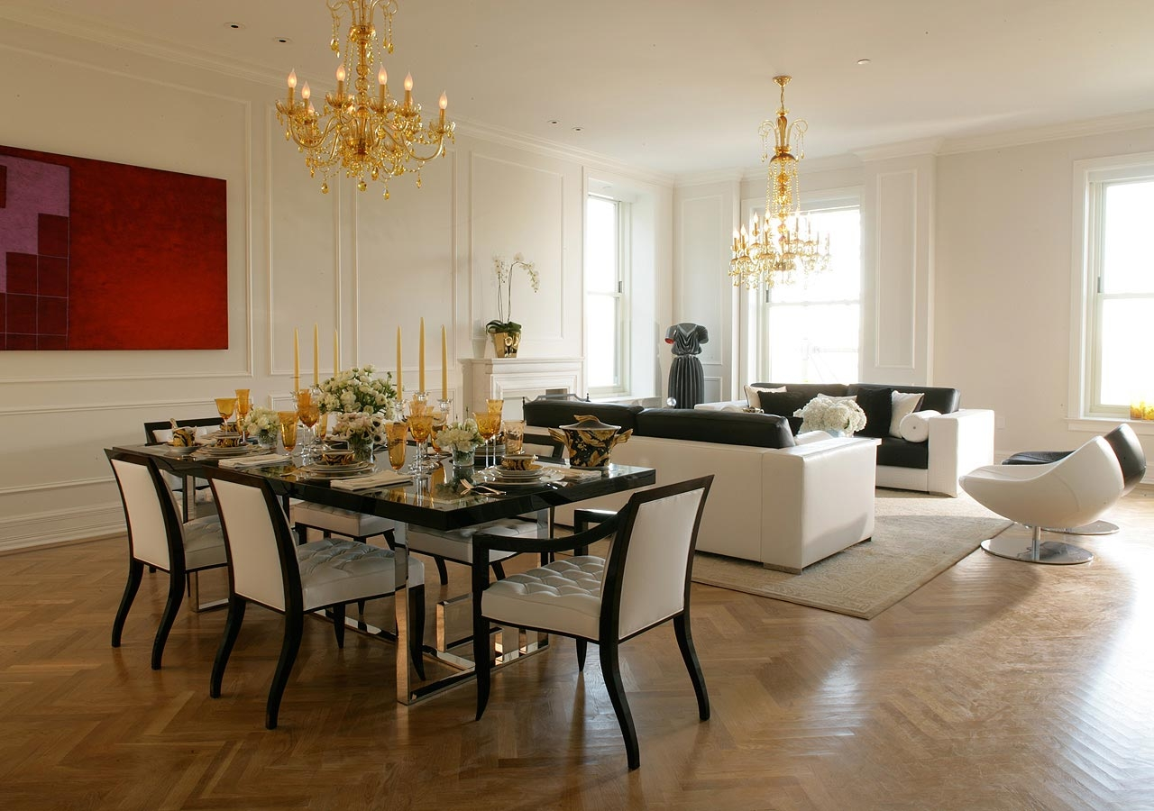 Creative Methods To Decorate A Living Room Dining Room Combo Layjao