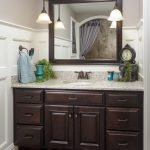 Bathroom Vanities Dark Wood