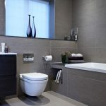 Bathroom Ideas Grey And White