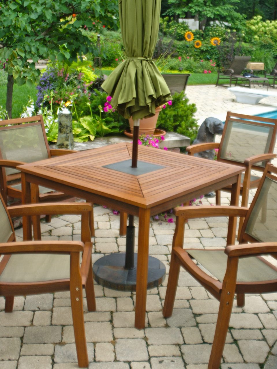 Deck Dining Sets With Outdoors Chairs Plus Outdoor Furniture Set