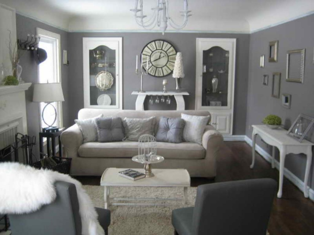 Decorating With Gray Furniture Grey And Cream Living Room Gray And