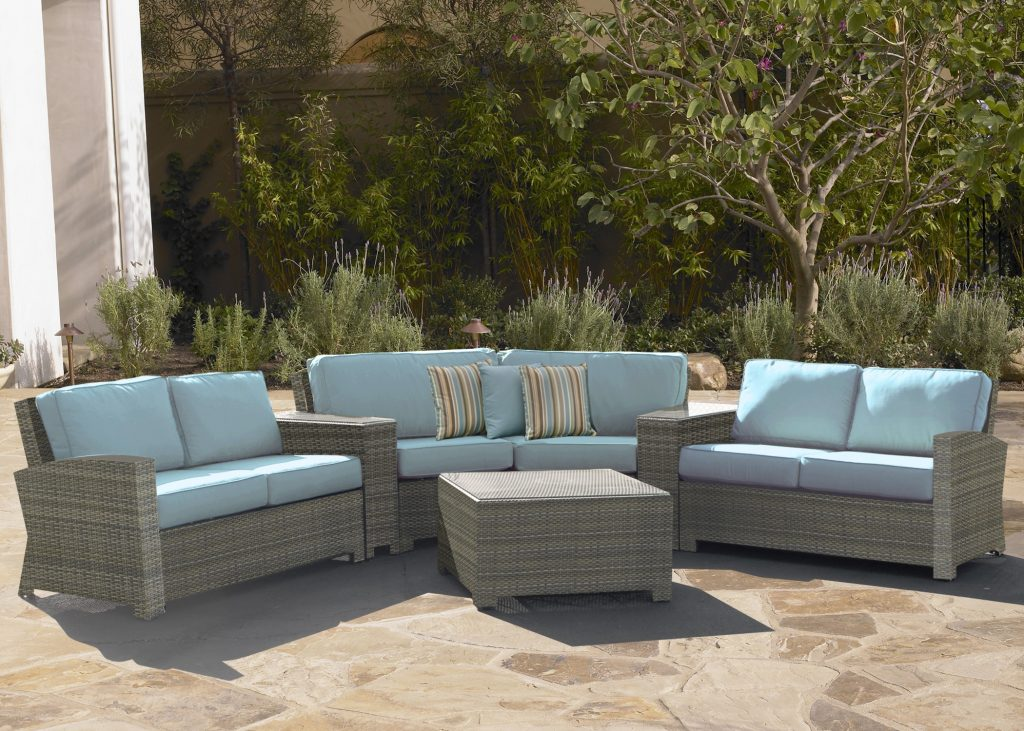Deep Seating Patio Sofas Charleston Myrtle Beach Bluffton Sc