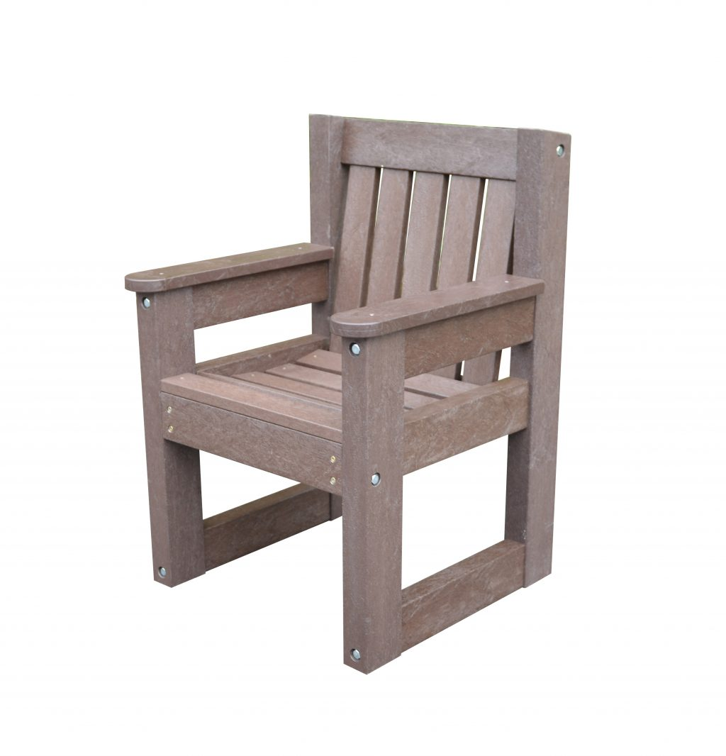 Derwent Chair Recycled Plastic Furniture From Tdp