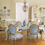 Dining French Dining Rooms