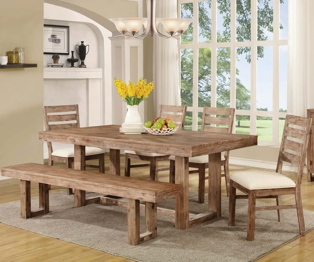 Dining Room 4 Seater Cheap Rustic Dining Room Chairs And Also Plus