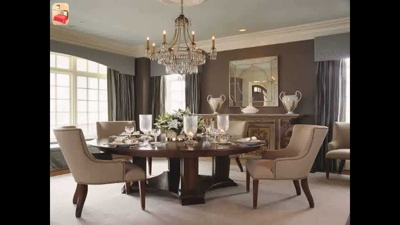 Picture of: Dining Room Buffet Decorating Ideas Youtube Layjao