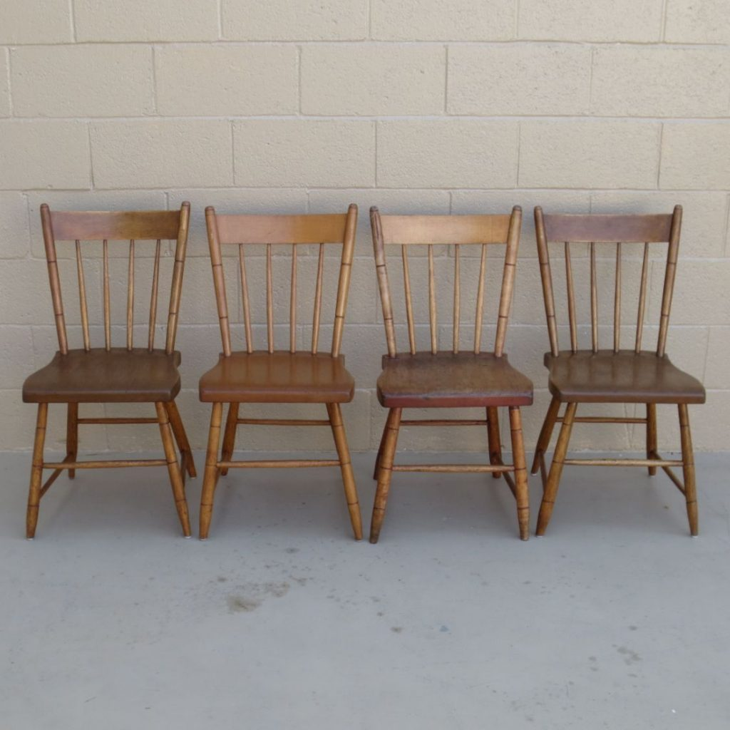 Dining Room Chairs Vintage Best Paint For Wood Furniture Check