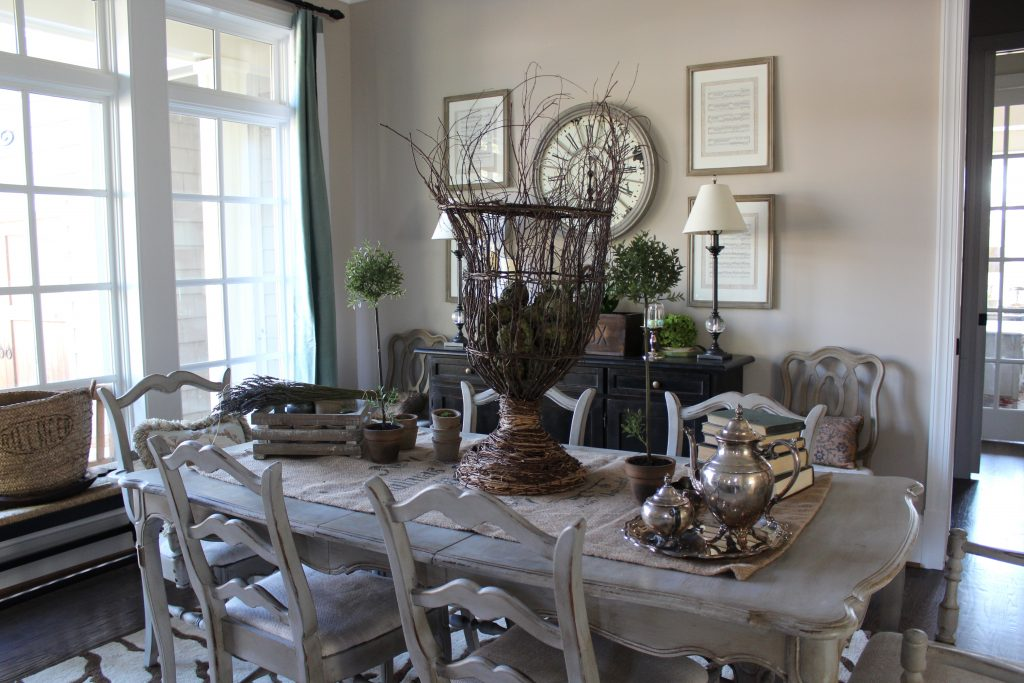 Dining Room Country French Modern Rustic Shab Chic Living Colors